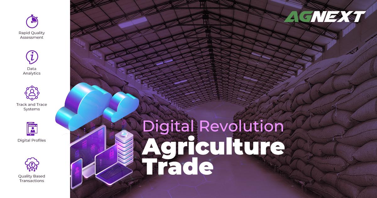 Digital Revolution for Agriculture Trade